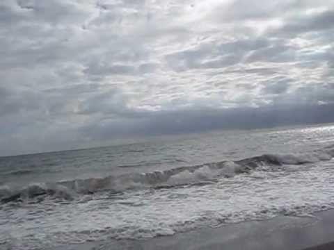 El Viento De Levante del mar Meditteráneo