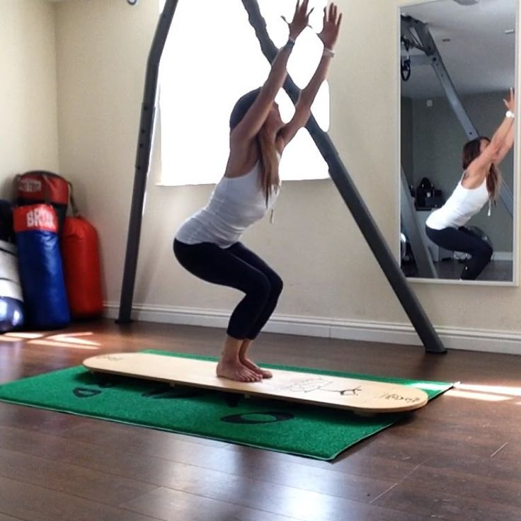 Balance Board Exercises For Surfing: 9 Best Balance Boards Images On Pinterest