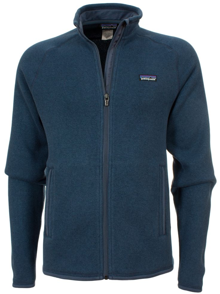 Patagonia Better Sweater Fleece (Prusian Blue)