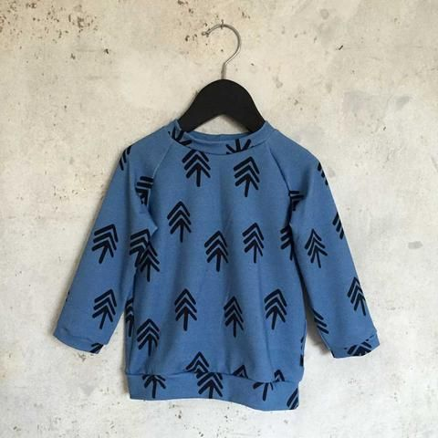 Sweatshirt - Trees