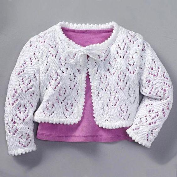 Dimensione: 68-74 (80-86); Materiali richiesti: 200 g di filato di cotone ecologico (100% cotone, 120 m/50 g); Non ci sono ferri circolari per maglieria. 2,5, n. 3-lunghezza 60 cm; Uncinetto n.3. Densità maglia: maglia 33 x 22 righe = 10 x 10 cm. Reticolo irregolare: Riga 1-4: Dot maglia; Linea 5: anteriore 1 occhio, * 2 frontali maglia insieme, 1 Jete *, Ripetere *-*, anteriore 1 occhio; Riga 6-10: Dot maglia. Spiegazione maglia: Valanga: Su aghi di lavoro a maglia senza. 3 64 è mo...
