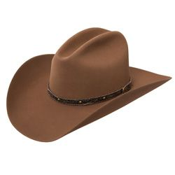 what kind of cowboy hat does jason aldean wear