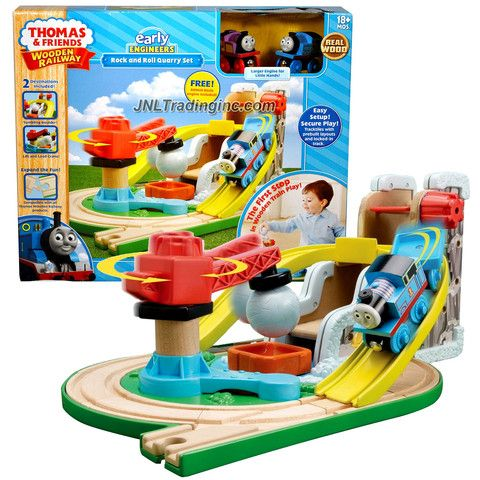 Thomas And Friends Wooden Railway Early Engineers Series