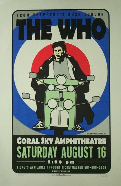 The Who as Quadrophenia