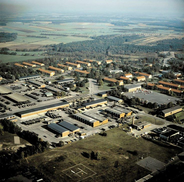 Legerplaats Seedorf