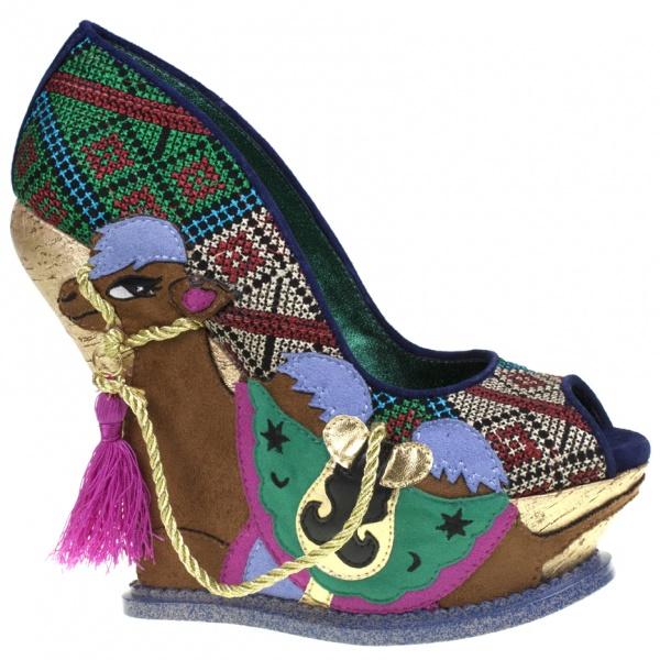 Irregular Choice   Womens   **Party Shoes**   Dan Sullivan Got The