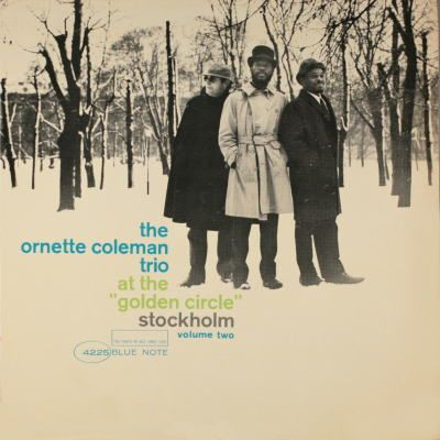 Ornette Coleman: At the Golden Circle, Stockholm