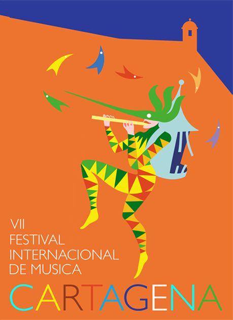 Festival Internacional de Música, Cartagena, Bolívar, Colombia, 2013
