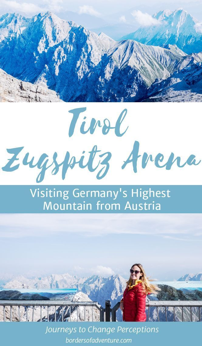 0b7c79db02e39 Tips and information for visiting Tirol Zugspitz Arena – Exploring  Germany s Highest Mountain from Austria  austria  germany  travel  europe   winter