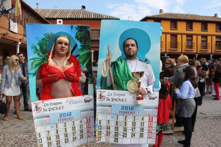 El Calendario ganó el concurso de máscaras que cerró el Carnaval