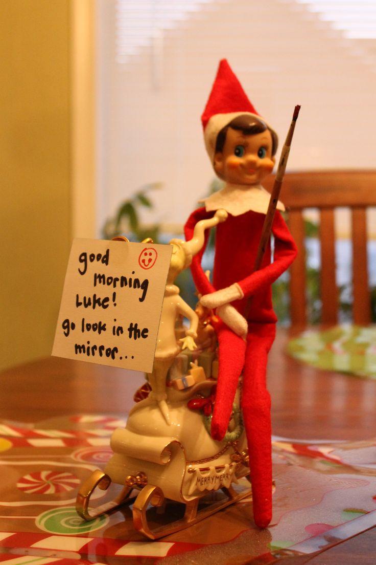 Mejores 61 imágenes de Creative Elf on the Shelf Ideas en Pinterest ...