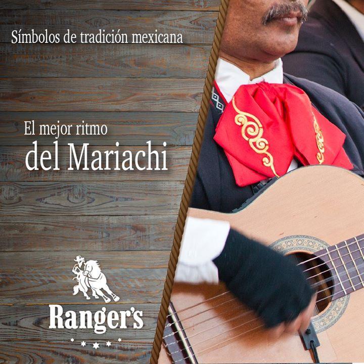 El Mariachi es el género musical más tradicional el cual es originario de estados como Jalisco Michoacán y Nayarit. Visten el traje de charro y un sombrero considerado como una fina artesanía que los hace especiales. Hoy en día la tradición del Mariachi se ha expandido a todos los rincones del mundo. Cantemos a ritmo de Mariachi este 16 de Septiembre! #TradiciónMexicana #Mariachi #CamisasRangers