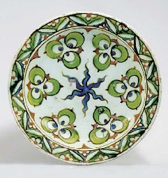 View AN IZNIK POTTERY DISH , OTTOMAN TURKEY, CIRCA 1620 on Christies.com, as well as other lots from the ISLAMIC ART AND MANUSCRIPTS