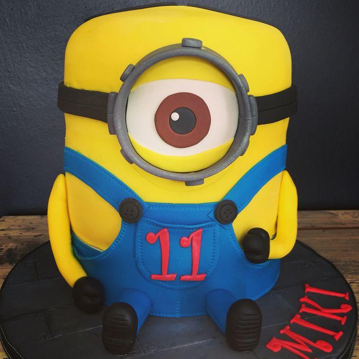 Torta Minion!