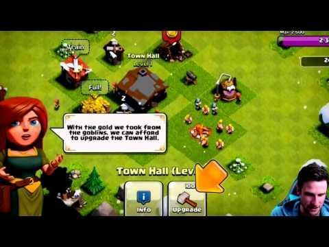cool Clash of Clans Let's Play New Clash of Clans Account YouTubeAll Credit Goes To The Owner Of This Video. No Copy