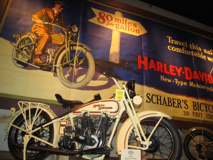 National Motorcycle Museum