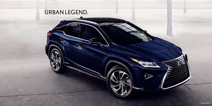 Defined by design, safety and utility, the Lexus RX 350 and RX 350 F SPORT offers a more agile and invigorating ride. Find out why the Lexus RX is a high performance luxury SUV.