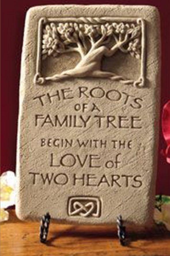 ψ Family Trees ψ diy genealogy & ancestry ideas - family roots quote