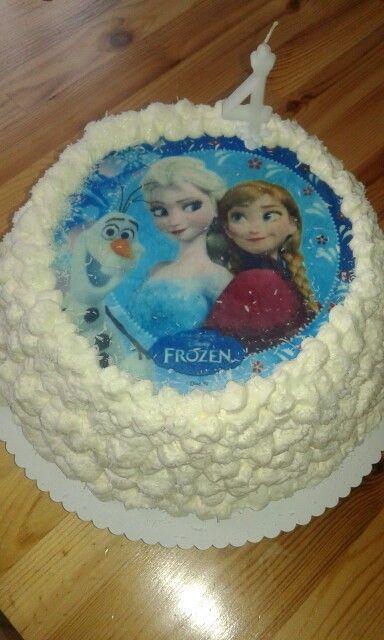Ledové království pro moji dceru :-)