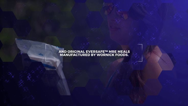Eversafe MREs - Civilian MREs