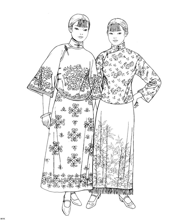 hmong coloring pages for kids - photo#44