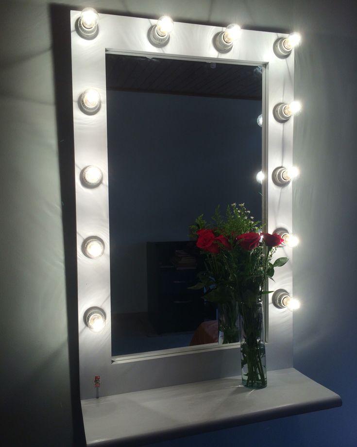 Espejo camerino, Espejo Luces #Mirror #Lights