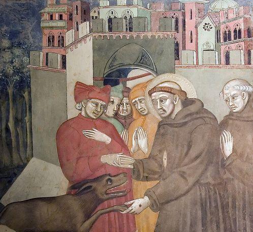 Cristofano di Bindoccio and Meo di Pero, chiesa di San Francesco, Pienza