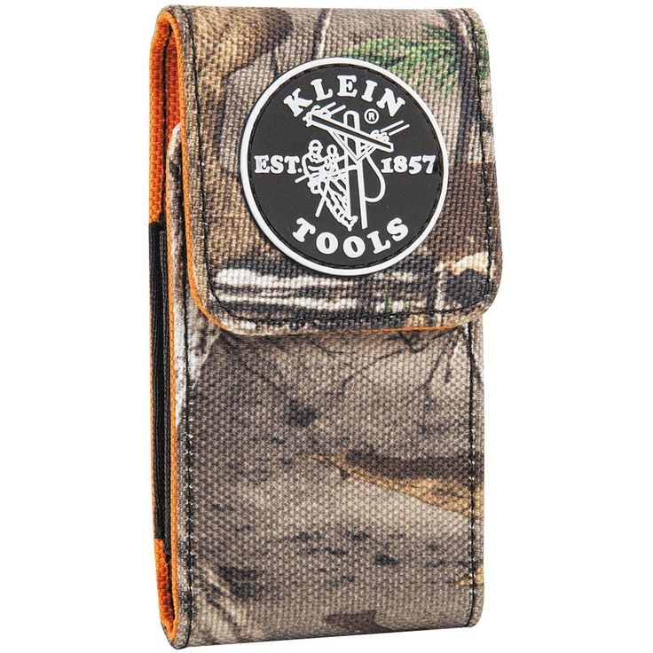 Klein Tools 1-Pocket Large Phone Holster Camo