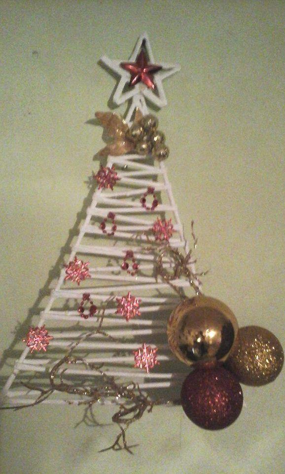 Cristmas tree made of Farago Varga Maria