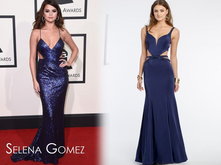 Red carpet style dresses for less
