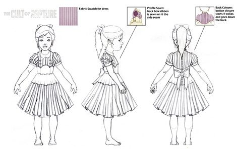 BioShock Little Sister Turnaround