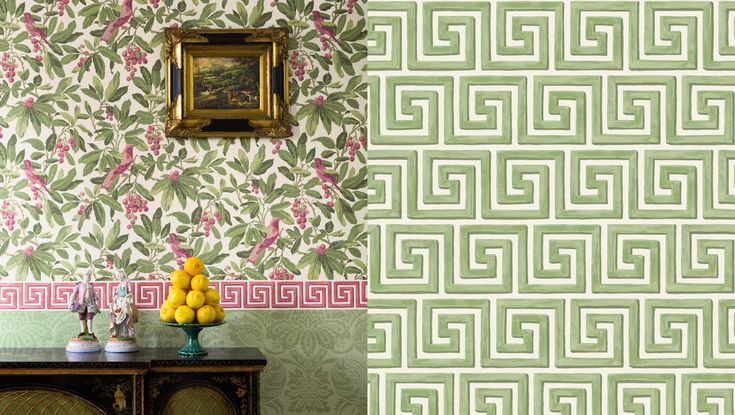 Wallpapers from Cole and Son .Papel pintado