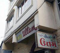 hotel Uttam is one of the budget #hotels #in #dwarka, near at dwarkadhish temple.