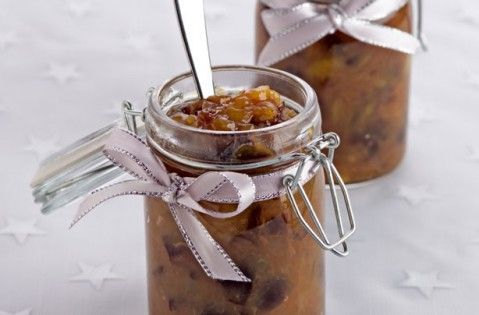 Christmas chutney recipe - goodtoknow