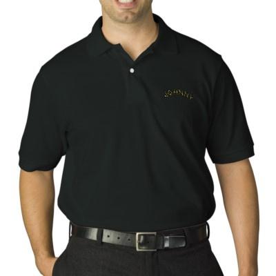 Uniform and name tag