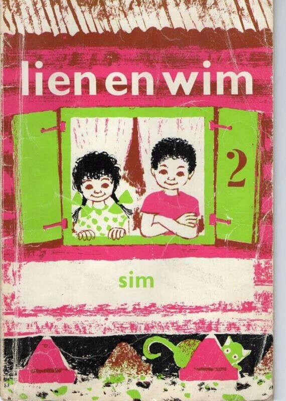Old school book in Suriname  www.sranantaki.com