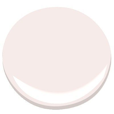 Benjamin Moore Pink Bliss   Considering this for Rose's room. I am mostly concerned that it not be too bright/dark and that it look good with the hallway gray.