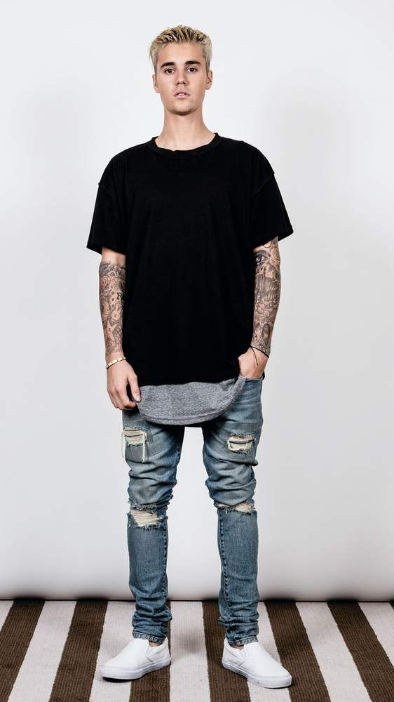 Justin Bieber News, Pictures and Videos | Bieber-news.com — October 30: Justin photographed by Stefan Ruiz for...