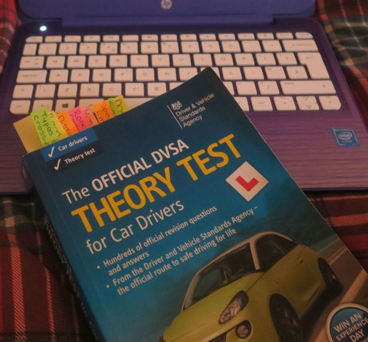My experience of the Theory Test for Car Drivers.