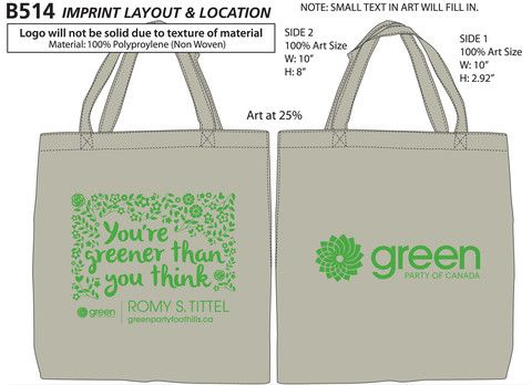 Foothills Custom Tote Bags – GPC Gear