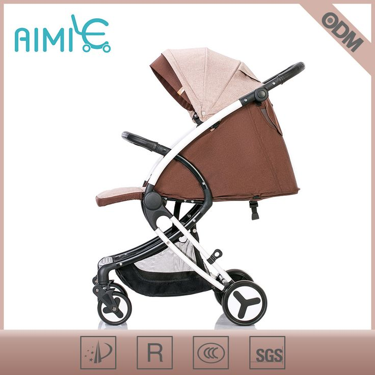 AIMILE unique design luxury compact baby pram stroller for sale