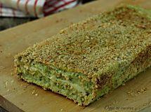 Torta salata di zucchine e stracchino | Oggi si cucina