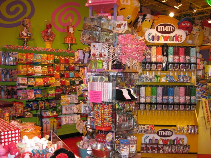 Candy Store Decorations Google Search Candy Shop
