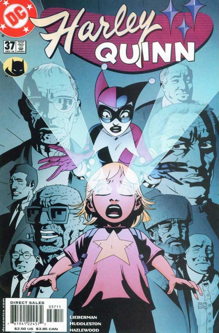 2003-12 - Harley Quinn Volume 1 - #37 - Behind Blue Eyes (Part 5) #HarleyQuinnComics #DCComics #HarleyQuinnFan #HarleyQuinn #ComicBooks