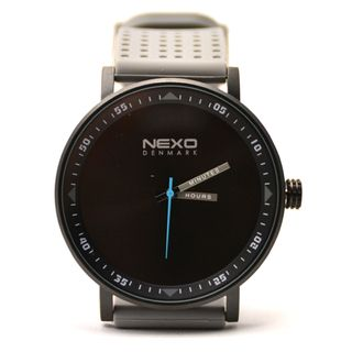 Nexo Black S Grey Watch