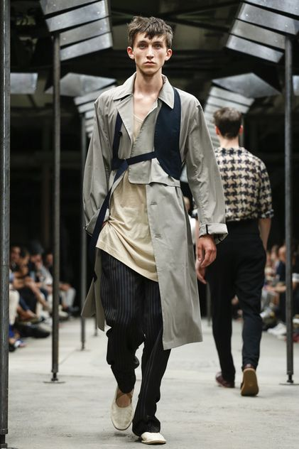 Dries Van Noten Menswear Spring Summer 2015 Paris