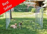 10 x 10 Pet Safe Kennel