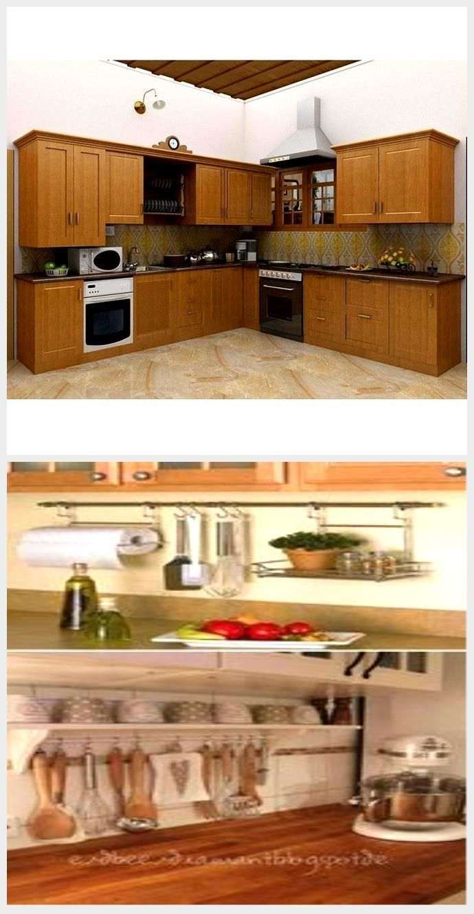 Decorating Ideas /// 8 Awesome Small Kitchen Design Indian ...