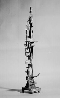 David Smith, Signpost No. 2, (1958), Hirshhorn Museum and Sculpture Garden