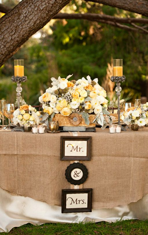 wedding sweetheart table dcor rustic wedding wedding ideas for brides